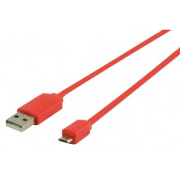 Valueline USB 2.0 adapter cable A Male - Micro B Male - 1m