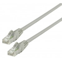Valueline UTP CAT 6 network cable 1.00 m grey
