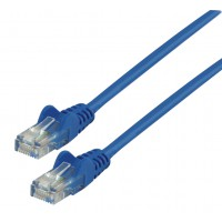 Valueline UTP CAT 6 network cable 0.50 m blue