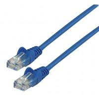 Valueline UTP CAT 6 network cable 1.00 m blue