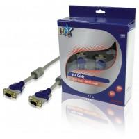 HQ standard VGA cable 7.50 m