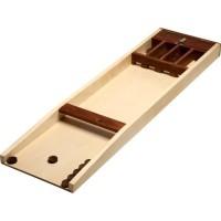 ASMODEE - Billard Hollandais en bois - Mango - 110 cm - Jeu de société