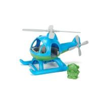 ASMOKIDS - GREEN TOYS - L'Hélicoptere Bleu