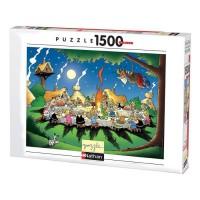 ASTERIX Puzzle Le Banquet 1500 pcs