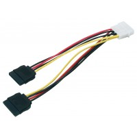 CABLE D'ALIMENTATION Y S-ATA