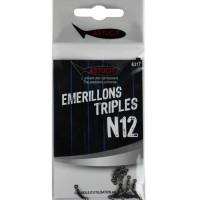 ASTUCIT Emerillons TRIPLES ROLLING N 12
