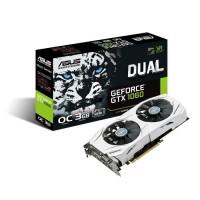 ASUS Carte graphique DUAL-GTX1060-O3G - NVIDIA - GeForce GTX - 3Go - GDDR5 - 192 bit
