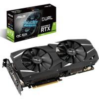 ASUS Carte graphique GeForce RTX 2060 Dual OC - 6 Go
