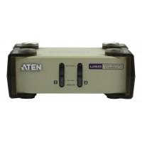 Aten 2 port PS/2 - USB KVM switch