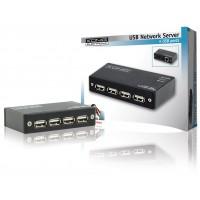 König serveur réseau USB 2.0 4 ports