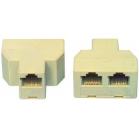 Valueline modular triplex socket