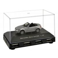 HUB USB MERCEDES SLK350