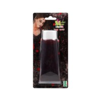 ATOSA - Maquillage en tube rouge sang Adultes - 100 ml