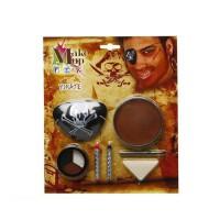 ATOSA Set Maquillage Pirate 20x23cm