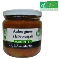Aubergines a la Provençale BIO 380G