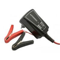 AUTOBEST Chargeur et Maintien de Charge Automatique 6/12V 1A