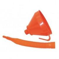 AUTOBEST Entonnoir plastique - Bec flexible avec filtre