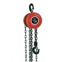 AUTOBEST Palan Manuel a Chaine 2 T Levage 3 m