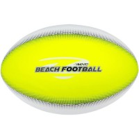 AVENTO Ballon de beach rugby - Jaune