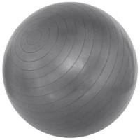 Avento Ballon de fitness 65 cm Argenté 41VM-ZIL