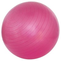 Avento Ballon de fitness 65 cm Rose 41VM-ROZ