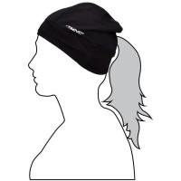AVENTO Bonnet sport adulte - Taille unique - Noir