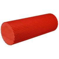 AVENTO Rouleau de massage yoga en mousse - Rouge