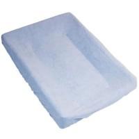 BABYCALIN Housse matelas a langer - Bleu - 50 x 71 cm