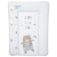 BABYCALIN Matelas a langer Essentiel Happy Little Bear - 50 x 70 cm