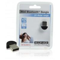 ADAPTATEUR MINI BLUETOOTH® USB 2.0 KÖNIG