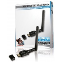 DONGLE USB WLAN 150MBIT + ANTENNE KÖNIG