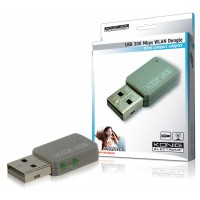 König dongle USB LAN 300 Mbps sans fil