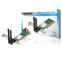 König carte PCI LAN sans fil 300 Mbps