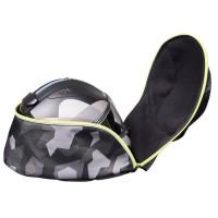 BAGSTER Sac a dos moto - Camo Helmet - noir camouflage