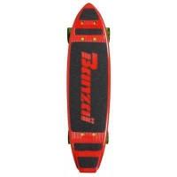 BANZAI Skateboard 23'' Double kick