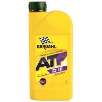 BARDAHL Huile boites automatiques ATF III - Bidon de 1 L
