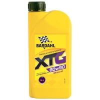 BARDAHL Huile boites et ponts XTG 80W90 - Bidon de 1 L