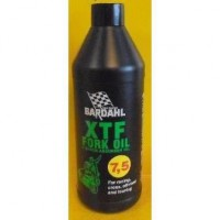 BARDAHL Huile de fourche moto XTF FORK Special Oil SAE 7,5 - 500 ml