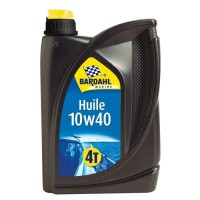 BARDAHL Huile moteur 4 temps 10W40 Synthese - 2 l