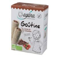 Barres Goûtine - Cacao noisette - Bio - Sans gluten - 125g