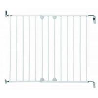 Barriere Safety First wall-fix extending metal blanche