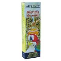 Bâtons au miel pour perroquets et perruches 150 g
