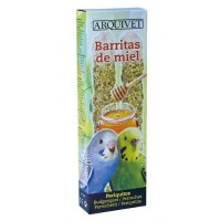Bâtons au miel pour perruches 60 g