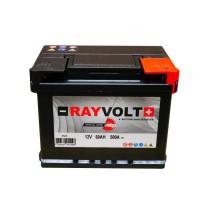 Batterie auto RAYVOLT RV2 60AH 500A