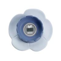 "BEABA Thermometre de bain ""Lotus"" grey/blue"
