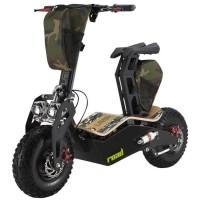 BEEPER Scootcross Électrique VMAD500EA ROAD - Batterie lithium ion - Noir