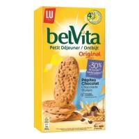 Belvita Allégé Céréales et Pépites De Chocolat 300g