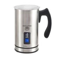 BEPER 90515 Mousseur a lait automatique - 240 W - Argent