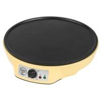 BESTRON ASW602 Crepiere électrique - Jaune pastel