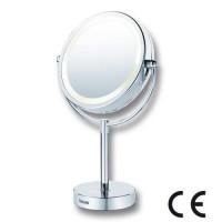 BEURER BS 69 Miroir électrique lumineux sur pieds- Chrome